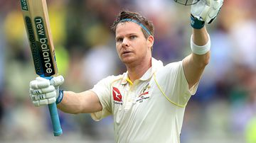 Barmy Army's surprising reaction to Smith's masterful ton