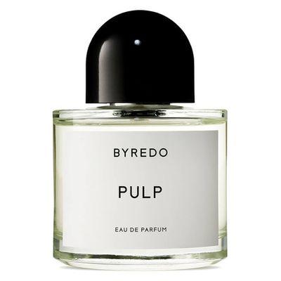 """<a href=""""https://www.mecca.com.au/byredo/pulp-edp/V-008252.html"""" target=""""_blank"""">Byredo Pulp EDP, $245</a>"""