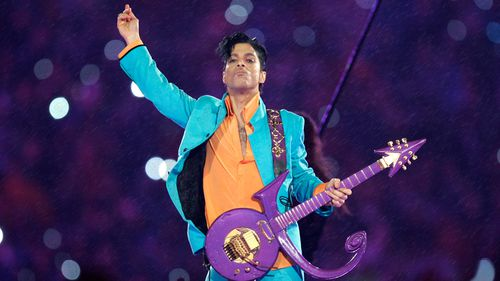 Prince was an iconic and pioneering musician. (AAP)