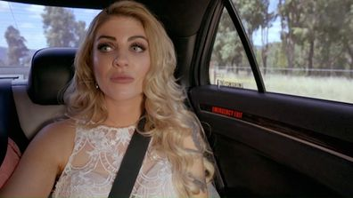 MAFS brides and grooms reveal their thoughts moments before tying the knot