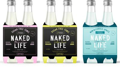 Naked Life Non-Alcoholic Spritzers, fom $9.99