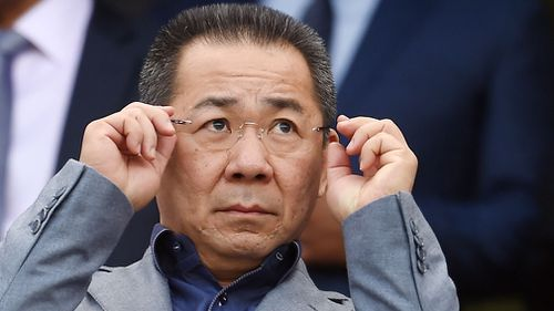 Vichai Srivaddhanaprabha purchased the team in 2010.