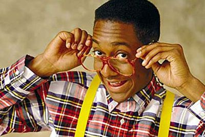 """<B>What's the story?:</B> This phrase came courtesy of nerdy neighbour Steve Urkel (Jaleel White), who sported thick glasses, high pants and a whiny voice. He often set off extended sequences of accidental destruction then innocently asked, """"Did I do that?"""" A 2006 internet hoax alleged that White had committed suicide, leaving behind a note that said simply """"Did I do that?"""" (He didn't.)<br/><br/><B>When to use it:</B> Strictly to be used when providing ironic """"proof"""" that the '90s were cool.<br/><br/><B>When not to use it:</B> If you clearly <i>did</i> do something."""