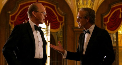 In 'Worth' Keaton plays Ken Feinberg, a lawyer,  fighting for the victims of 9/11.