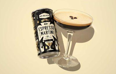 Mr Black Espresso Martini - Australia