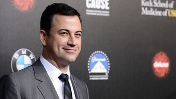 Kimmel will emcee the 89th Academy Awards for the first time. (AAP)