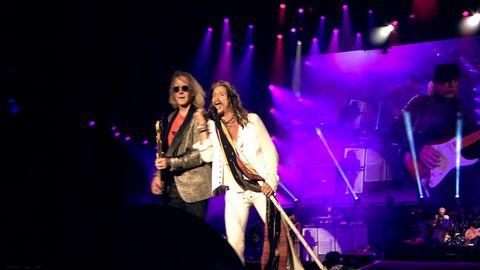 Aerosmith Europe tour announcement