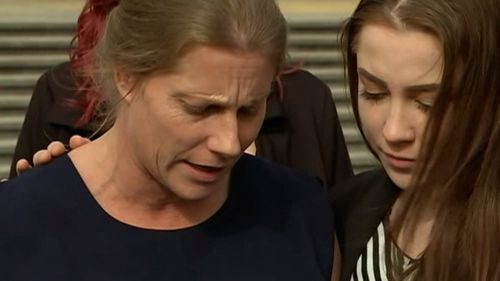 Bradyn's mother Rachel Jones said no sentence would be enough but praised the justice system. Picture: 9NEWS