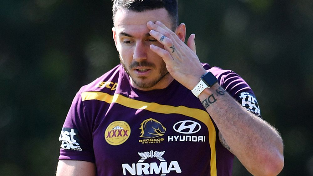 NRL: Brisbane Broncos' Darius Boyd out for three weeks, says coach Wayne Bennett