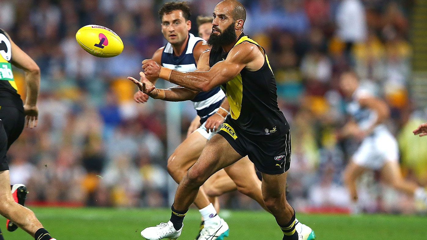 'I thought I was done': Bachar Houli reveals he played through Grand Final with a torn calf
