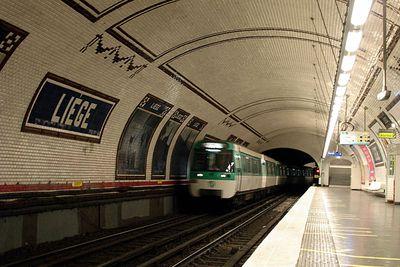 5. Paris — Line 13
