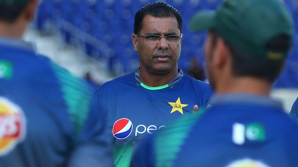 Waqar Younis. (AFP-file)