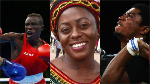 More than 19 Cameroon athletes and team members are believed to be seeking refuge. (AAP)