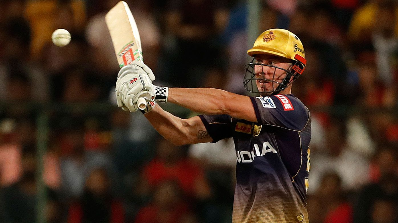 Andre Russell and Chris Lynn fire for Kolkata Knight Riders in IPL win over Royal Challengers Bangalore