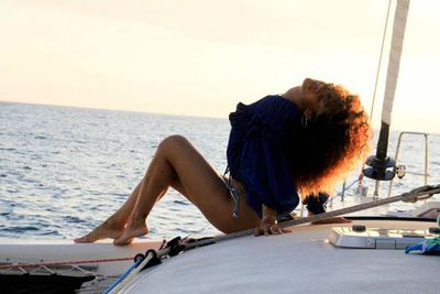 Rihanna appears to have had a <i>really</i> good time in Hawaii earlier this year - here's just a few snaps from her Facebook holiday album.