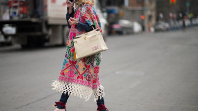 <p>Hermès' 'Kelly'</p>