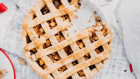 Gluten free apple pie