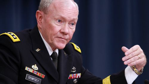 Air strikes 'not enough' to stop ISIL: US general