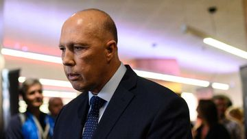 Peter Dutton's comments on the Communist Party drew the ire of the Chinese embassy.
