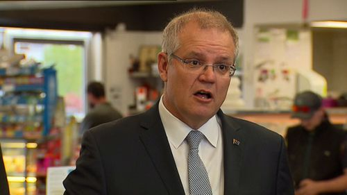 Prime Minister Scott Morrison wants legislation rushed this week ahead of the by-election.