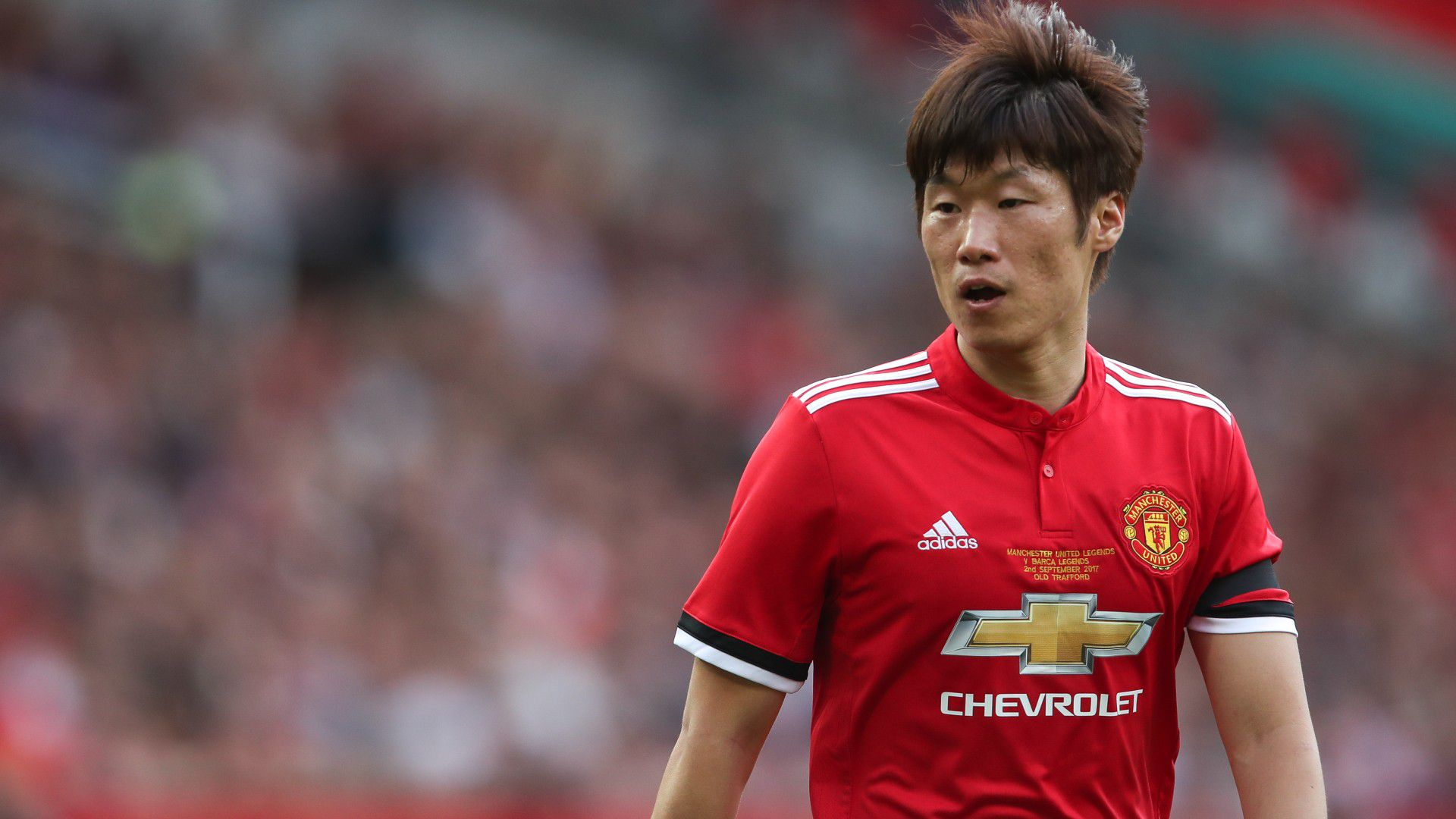 Park appeals to Man U fans to stop singing offensive song