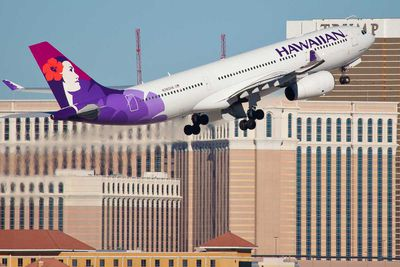 (Tied) 4. Hawaiian Airlines