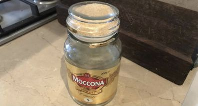 Dad's brilliant coffee jar hack turns empty recycling into