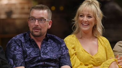 MAFS 2021 Russell Duance Beth moore Reunion