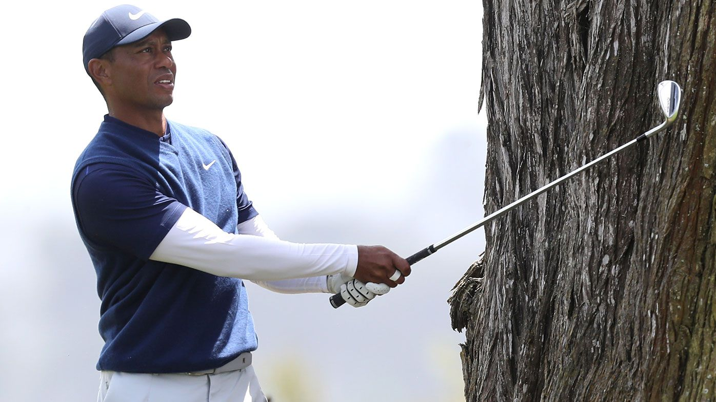 Tiger Woods faces another major Sunday out of contention at PGA Championship