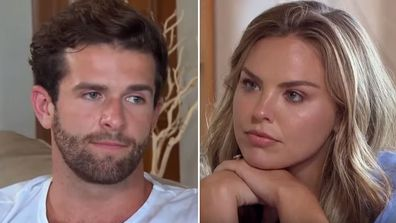 Hannah Brown and Jed Wyatt, The Bachelorette US split