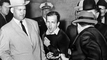 Jim Leavelle was standing beside Lee Harvey Oswald when Jack Ruby shot him in the wake of John F Kennedy's assassination.