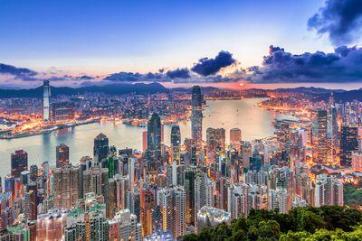 1. Hong Kong, China