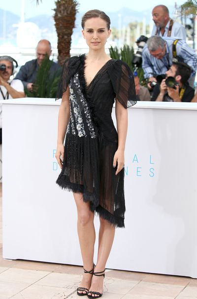 Natalie Portman at the <em>A Tale Of Love And Darkness</em> Photocall <br />