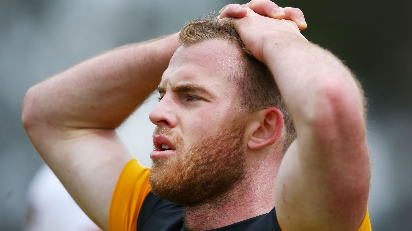 Hawthorn star Tom Mitchell unsure if he will be fit for round one after injury