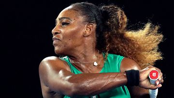 LIVE: The 'significant' change in Serena's game