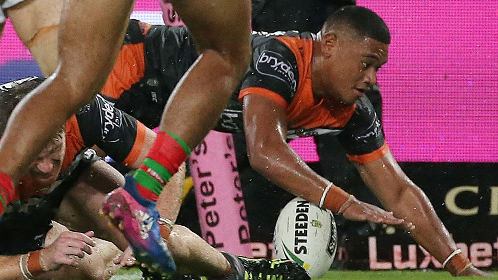Suli revels in dream NRL debut