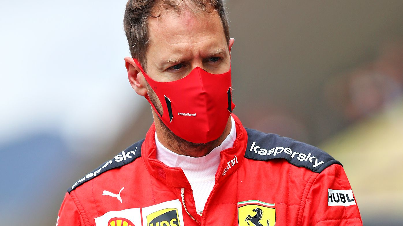 Ferrari react to speculation that Sebastian Vettel has been given a slower car than Charles Leclerc