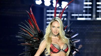 Candice Swanepoel is Instagram's favourite lingerie model