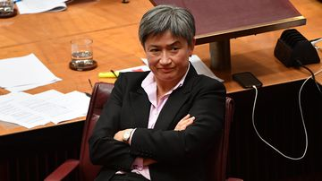 Labor Senator Penny Wong will lead a motion in Parliament to discuss the issue of gay teachers in religious schools.