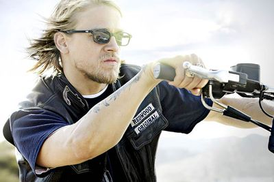 """<B>Ran from:</B> 2008 to present. This drama, starring the likes of Ron Perlman, Katey Segal and Charlie Hunnam, explores what goes on inside a bikie gang.<br/><br/><B>The snub:</B> Telling the story of the lives of those involved in the Sons of Anarchy outlaw motorcycle club and its rivals, this drama has developed a devoted following. Despite critical praise, it's yet to receive a single Emmy nod. When questioned about the snub at the TCA press tour, Perlman said: """"F*** 'em"""". Hunnam added that he doesn't mind being overlooked, as the Emmys """"have the potential to ruin a good thing. So as [Perlman] said: f*** 'em."""""""