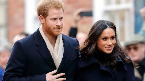 Harry and Meghan don't have to invite world leaders to the wedding because of Harry's position in the succession to the throne. (AAP)