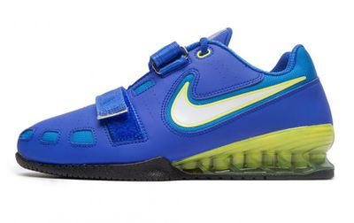 <strong>Nike Romaleos 2 (blue)</strong>