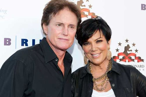 Bruce and Kris Jenner divorced last year. (Supplied)