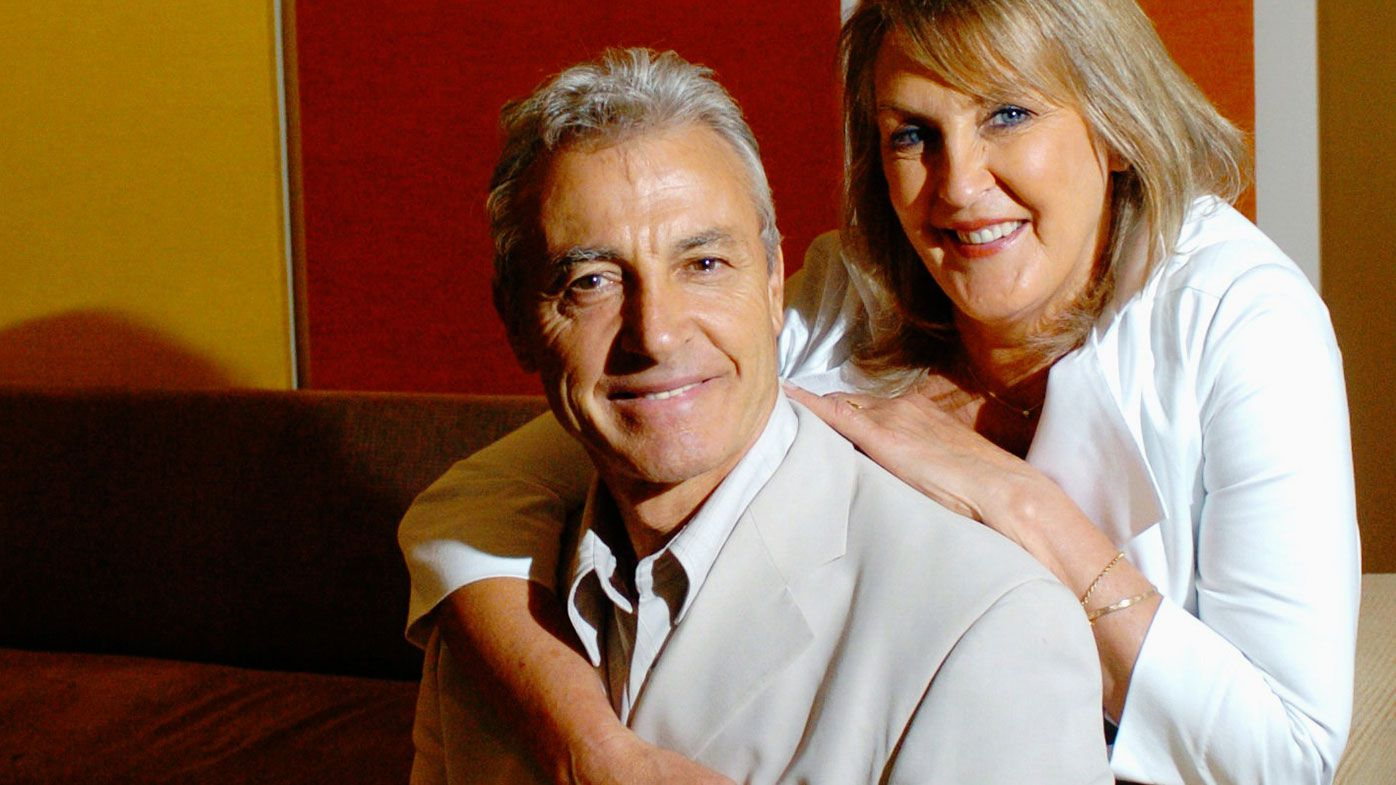 EXCLUSIVE: The amazing secret Peter Brock's partner kept from racing legend