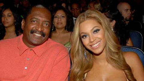 Beyonce Knowles Matthew Knowles