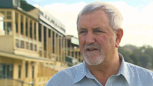 South Australian racing identity John Glatz.