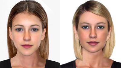 "<p>A two-month study, commissioned by Samsung to mark the launch of its new Galaxy S6 smartphone, asked people to put together composite images of a ""perfect"" face, using EFIT-V PhotoFit software primarily used by UK police to identify wanted individuals.</p><p> The images were then judged by up to 100 Britons and were rated based on attractiveness, including the thickness of lips, nose length and width, and hairline. </p><p> </p>"