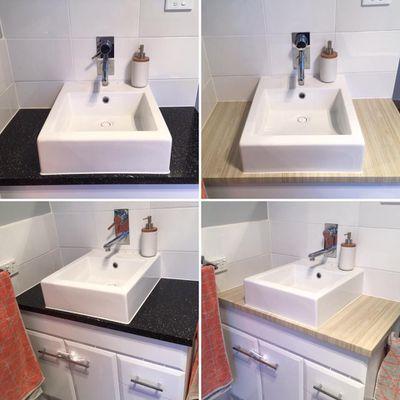 Bathroom Sink Decor Kmart Artcomcrea