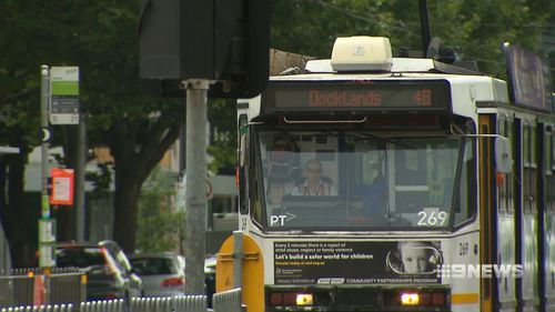 Un air-conditioned trams will be operating in Melbourne well into the next decade.