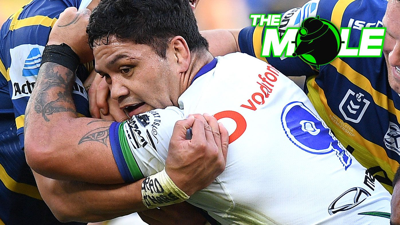 Issac Luke seems finished at Warriors, approves of Wests Tigers suggestion
